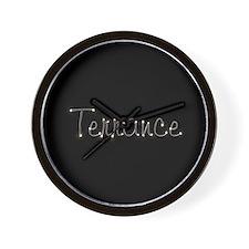 Terrance Spark Wall Clock