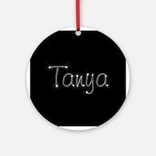 Tanya Spark Ornament (Round)