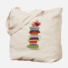 The Many Books of Life Tote Bag