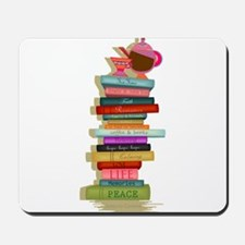 The Many Books of Life Mousepad