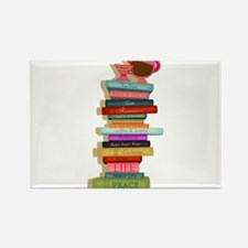 The Many Books of Life Rectangle Magnet