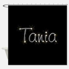 Tania Spark Shower Curtain