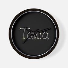 Tania Spark Wall Clock