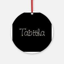 Tabitha Spark Ornament (Round)