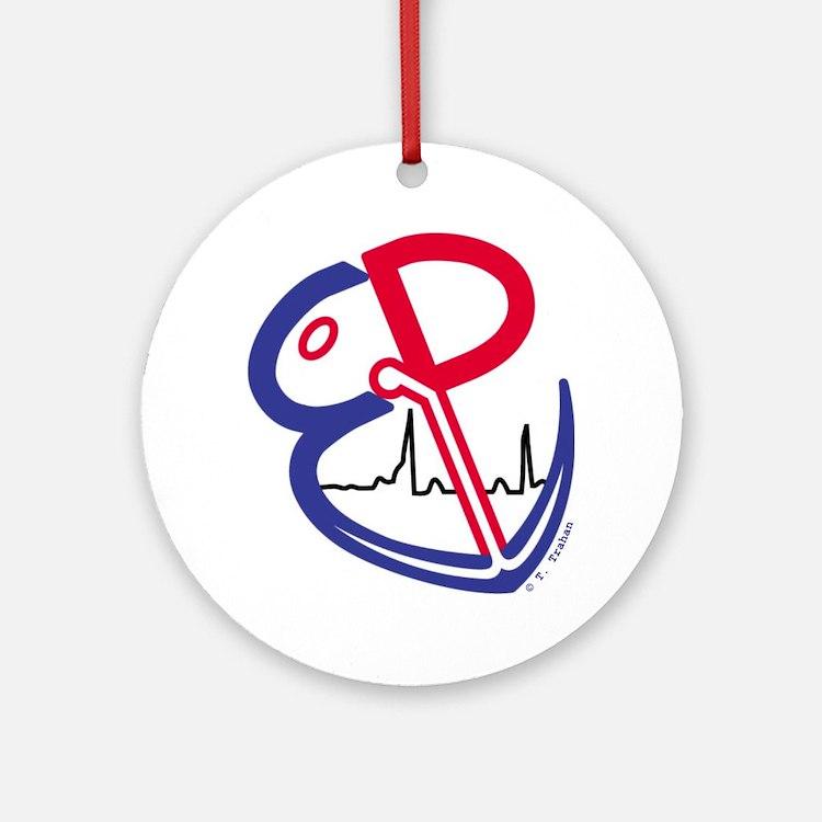 EP Electrophysiology WPW to Sinus Rhythm Ornament