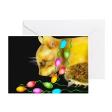 Maybe they go on the Tree? Greeting Card