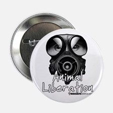 """animal-liberation07.png 2.25"""" Button (10 pack)"""