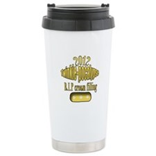 R.I.P cream filling Travel Mug