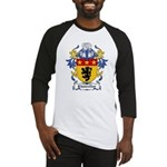 Chancellor Coat of Arms Baseball Jersey