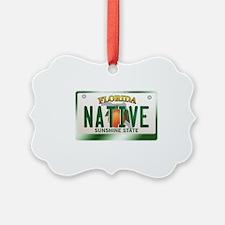 Cute Tampa Ornament
