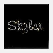 Skyler Spark Tile Coaster