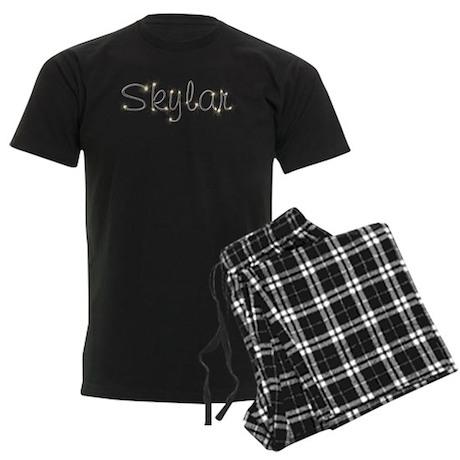 Skylar Spark Men's Dark Pajamas
