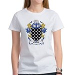 Cattell Coat of Arms Women's T-Shirt