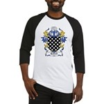 Cattell Coat of Arms Baseball Jersey