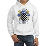 Cattell Coat of Arms Hooded Sweatshirt