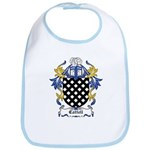 Cattell Coat of Arms Bib