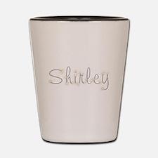 Shirley Spark Shot Glass