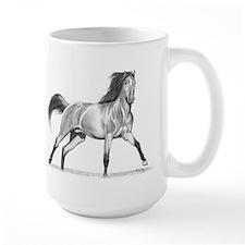 Buckskin Horse Mug
