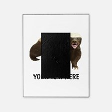 Honey Badger Customized Picture Frame