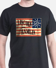 Lincoln for President T-Shirt