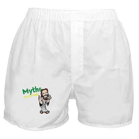 Myths are for Kids! Boxer Shorts