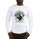 Carvile Coat of Arms Long Sleeve T-Shirt