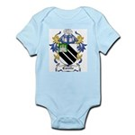 Carvile Coat of Arms Infant Creeper