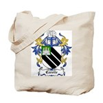 Carvile Coat of Arms Tote Bag