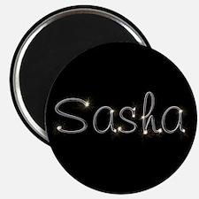 Sasha Spark Magnet