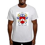 Carr Coat of Arms Ash Grey T-Shirt
