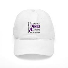 Bravest Hero I Knew Pancreatic Cancer Baseball Cap