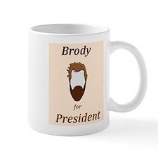 Brody 4 Pres Mug