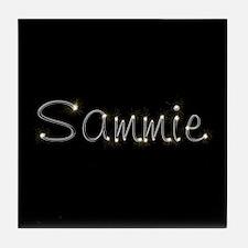 Sammie Spark Tile Coaster