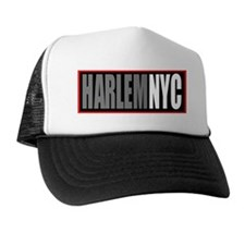 Unique Harlem Trucker Hat