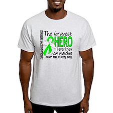Bravest Hero I Knew Muscular Dystrophy T-Shirt