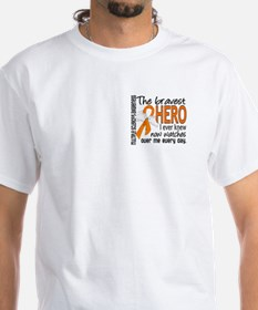 Bravest Hero I Knew Multiple Sclerosis Shirt