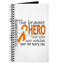 Bravest Hero I Knew Multiple Sclerosis Journal