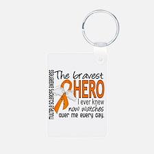 Bravest Hero I Knew Multiple Sclerosis Aluminum Ph