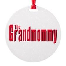 The Grandmommy Ornament