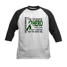 Bravest Hero I Knew Liver Cancer Tee