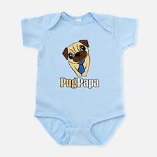 Pup Papa Infant Bodysuit