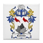 Cairnie Coat of Arms Tile Coaster