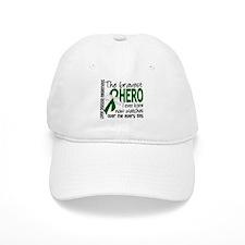 Bravest Hero I Knew Liver Disease Baseball Cap
