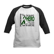 Bravest Hero I Knew Liver Disease Tee