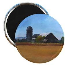 Barton Farm Magnet