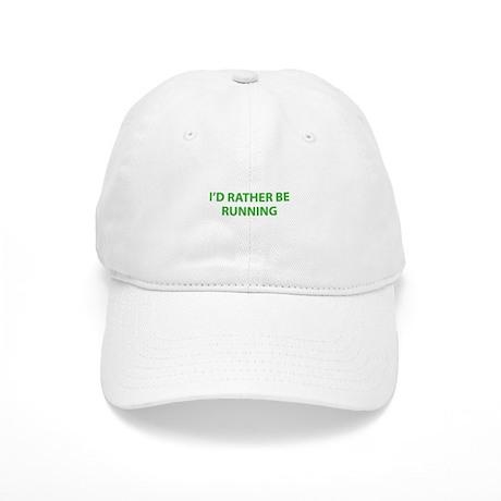 I'd Rather Be Running Cap