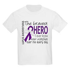 Bravest Hero I Knew Lupus T-Shirt
