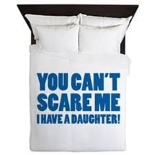 You can't scare me. I have a daughter! Queen Duvet