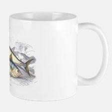 Bonito and Swordfish Fish Mug