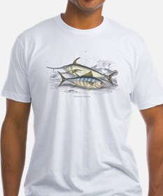 Bonito and Swordfish Fish (Front) Shirt